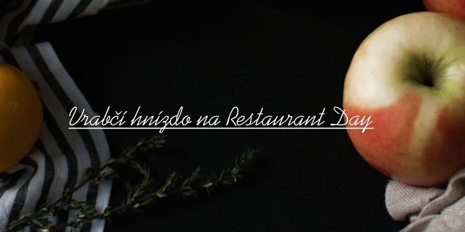 Vrabčí hnízdo na Restaurant day Ostrava